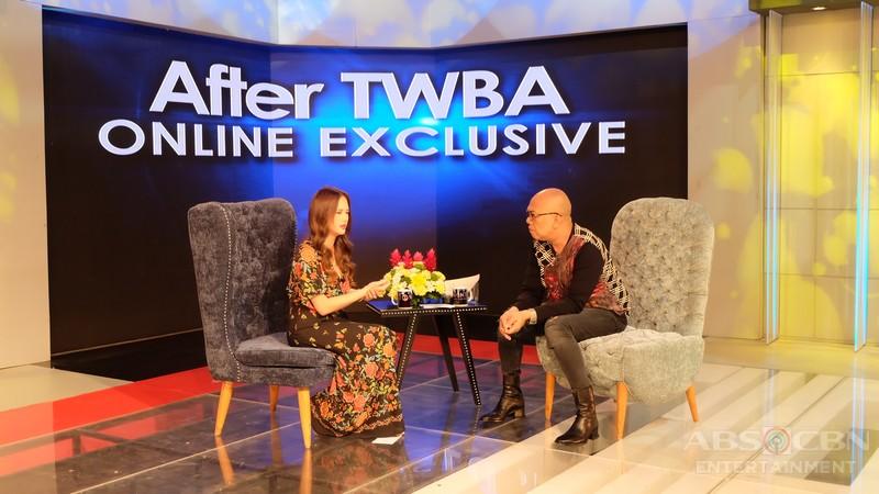 PHOTOS: Ellen Adarna on Tonight With Boy Abunda