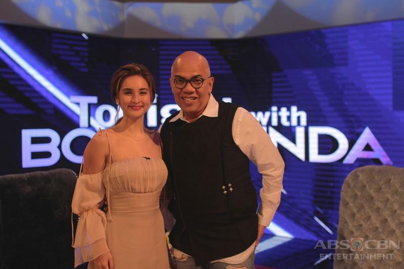 PHOTOS: Coleen Garcia on Tonight With Boy Abunda