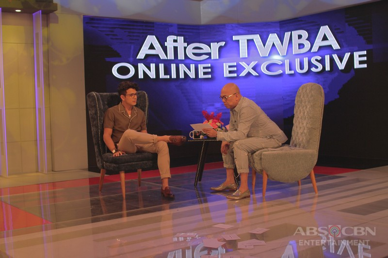 PHOTOS: Jericho Rosales on Tonight With Boy Abunda