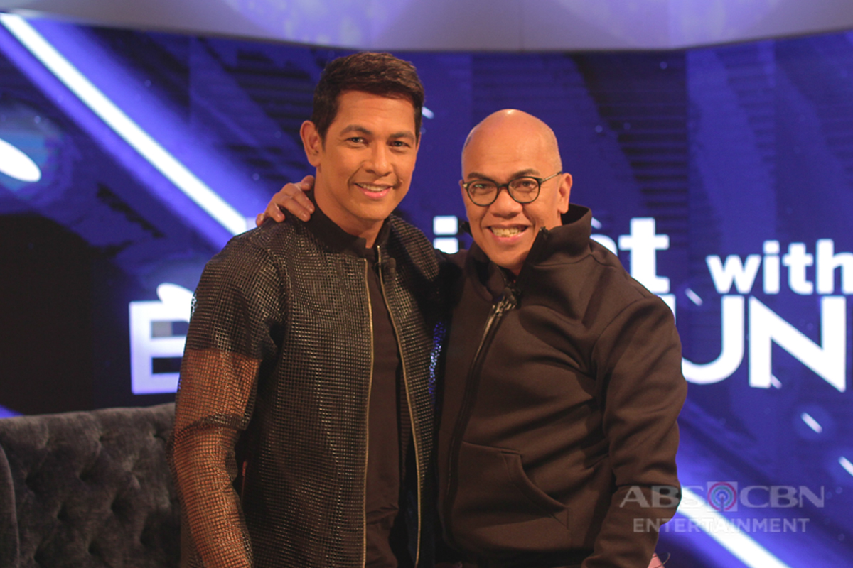 PHOTOS: Gary Valenciano on Tonight With Boy Abunda