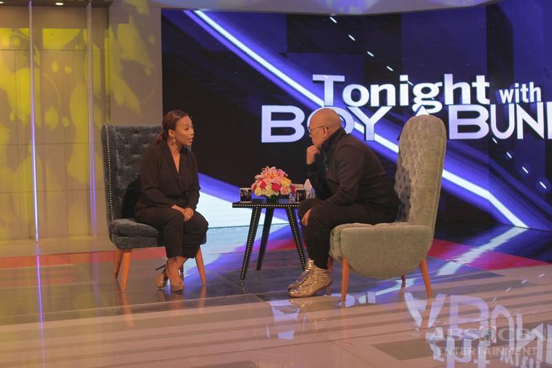 PHOTOS: Jaya Ramsey on Tonight With Boy Abunda