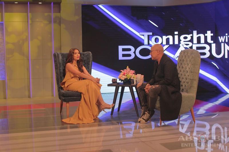 PHOTOS: Megan Young on Tonight With Boy Abunda