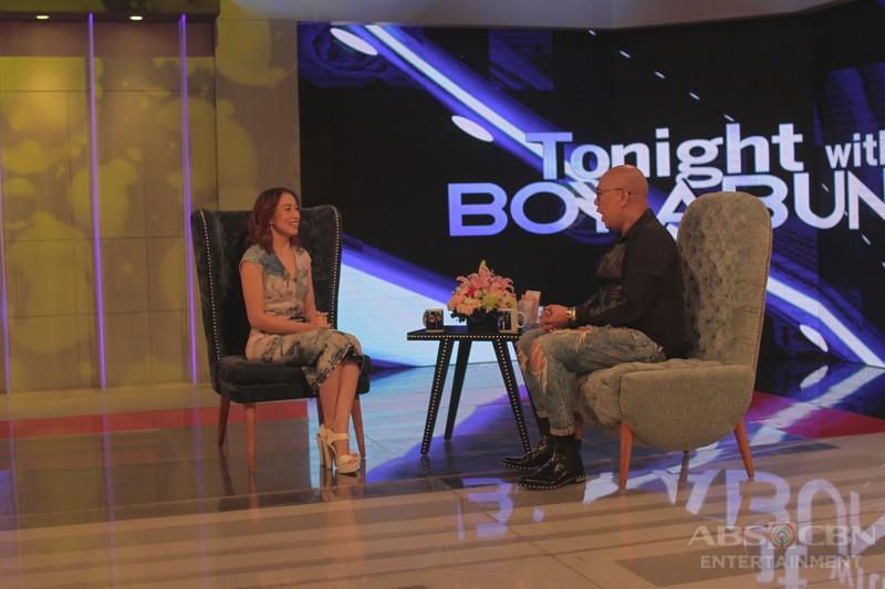 PHOTOS: Cristine Reyes on Tonight With Boy Abunda