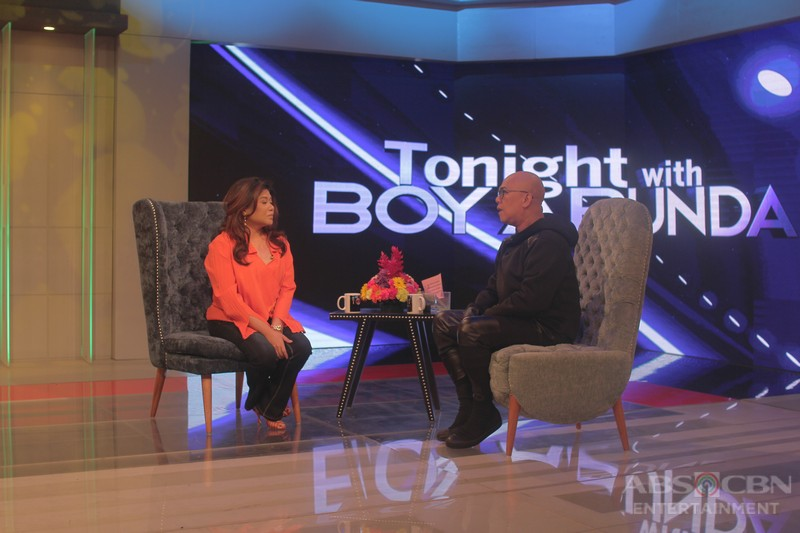 PHOTOS: Rachel Arenas on Tonight With Boy Abunda
