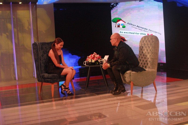 PHOTOS: Kathryn Bernardo on Tonight With Boy Abunda