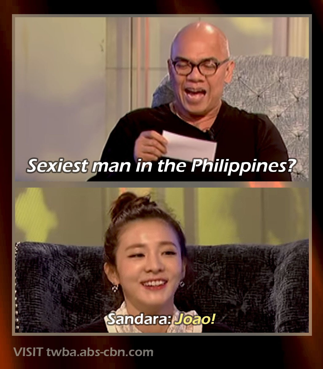 These 10 female celebs reveal the SEXIEST MEN in the Philippines for them on TWBA!