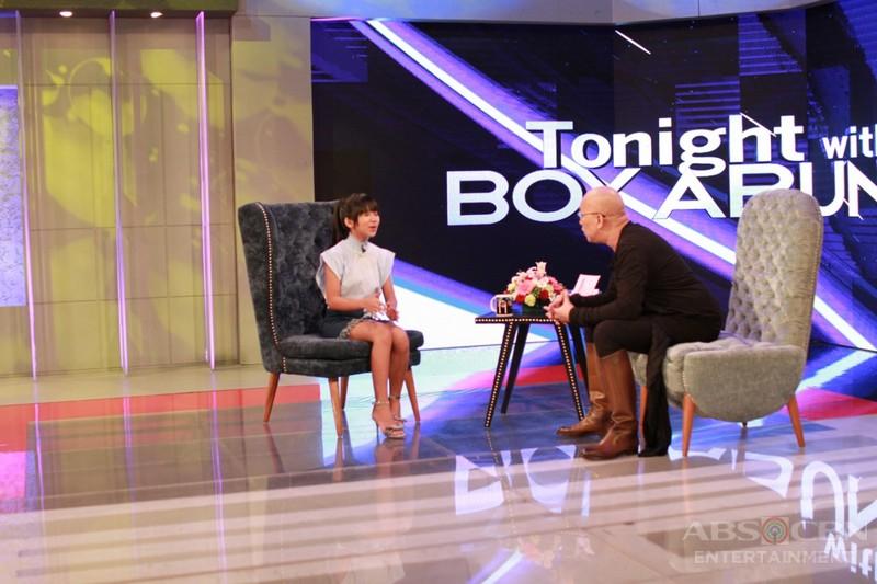 PHOTOS: Jona Soquite on Tonight With Boy Abunda