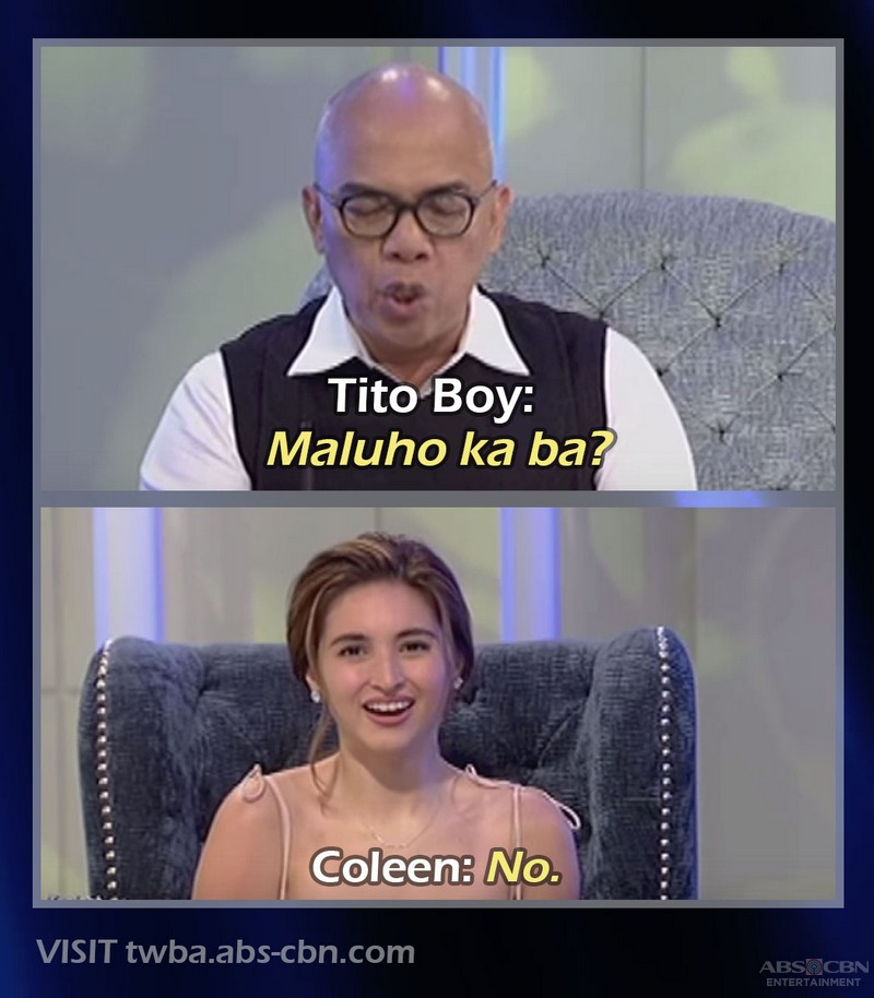 YES OR NO? Here are the surprising answers of celebrities to Tito Boy's intriguing questions!