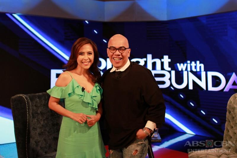 PHOTOS: Rachel Alejandro on Tonight With Boy Abunda