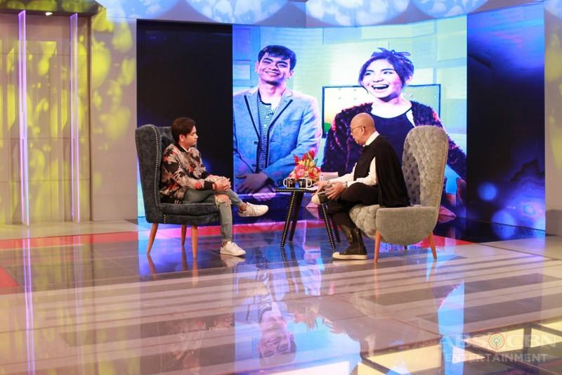 PHOTOS: Jairus Aquino on Tonight With Boy Abunda