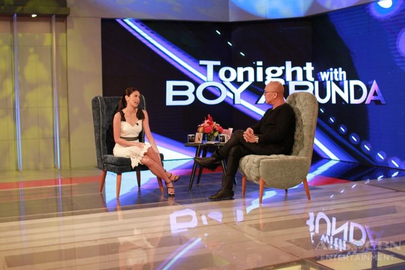 PHOTOS: Kim Chiu on Tonight With Boy Abunda