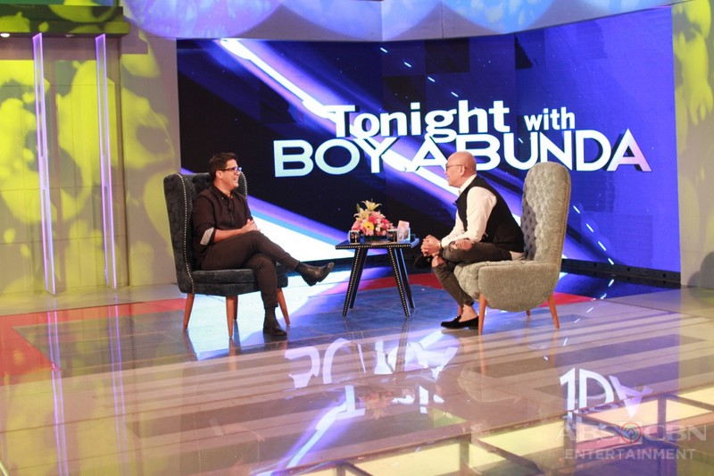 PHOTOS: Aga Muhlach on Tonight With Boy Abunda