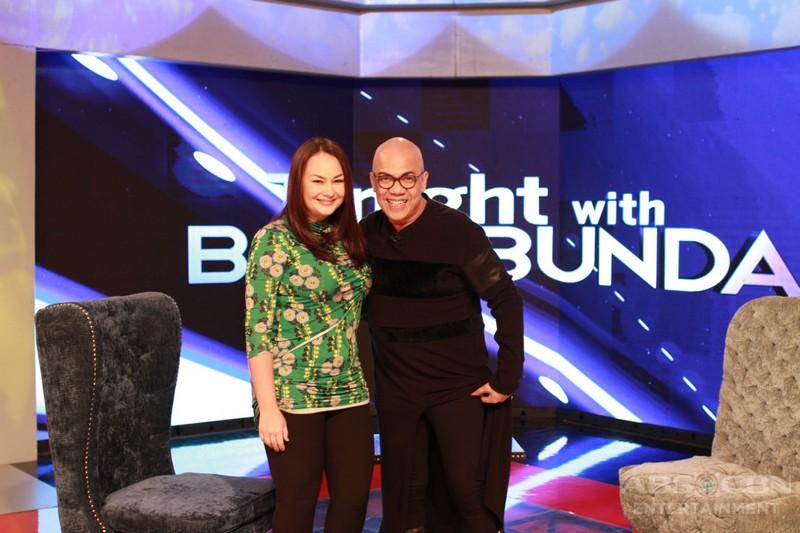 PHOTOS: Donita Rose on Tonight With Boy Abunda