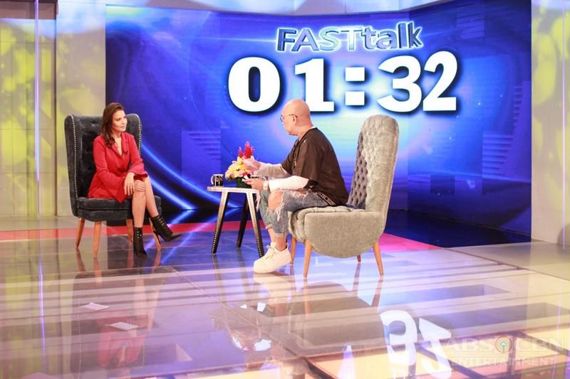 PHOTOS: Alessandra De Rossi on Tonight With Boy Abunda