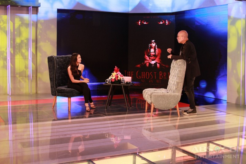 PHOTOS: Kim Chiu on Tonight With Boy Abunda