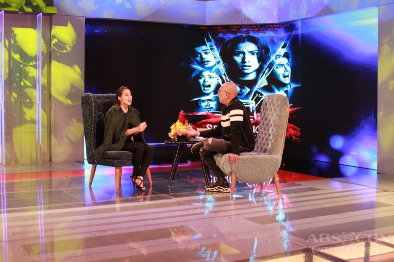 PHOTOS: Cristine Reyes on Tonight With Boy Abunda