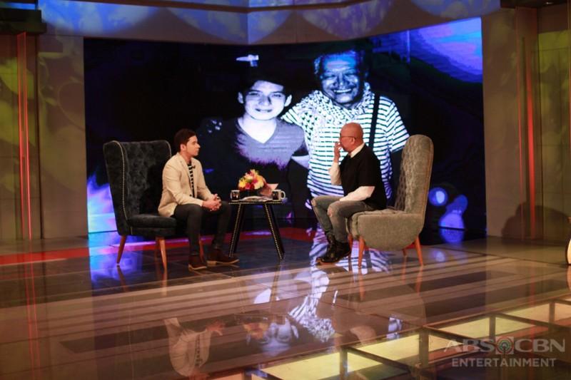PHOTOS: Christian Bables on Tonight With Boy Abunda