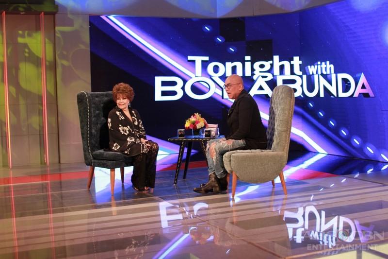 PHOTOS: Pilita Corrales on Tonight With Boy Abunda