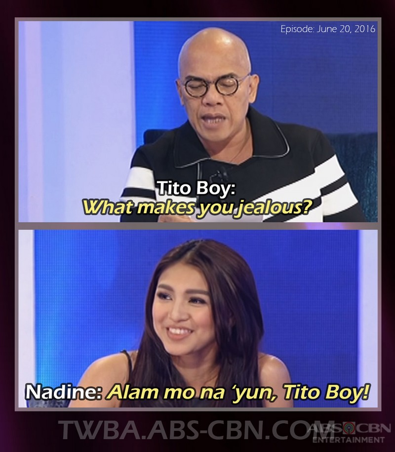 LOOK: 12 TWBA questions that made these celebrities (almost) speechless!