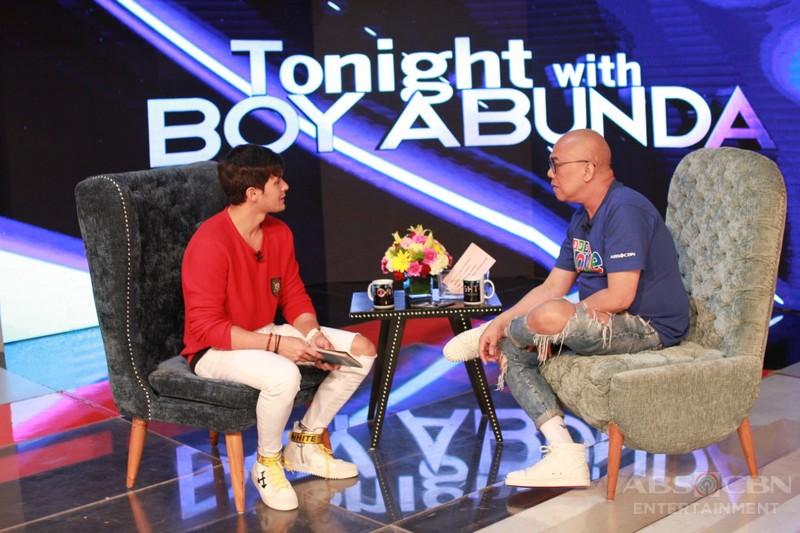 PHOTOS: Matteo Guidicelli on Tonight With Boy Abunda