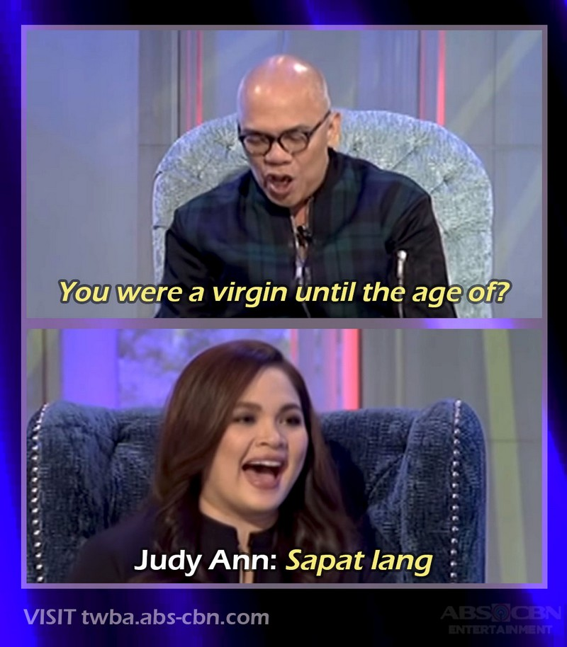 Try not to laugh nor cringe! 30 Celebrities answered the naughtiest questions on TWBA