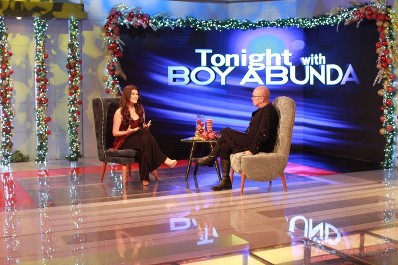 PHOTOS: Mariel de Leon on Tonight With Boy Abunda