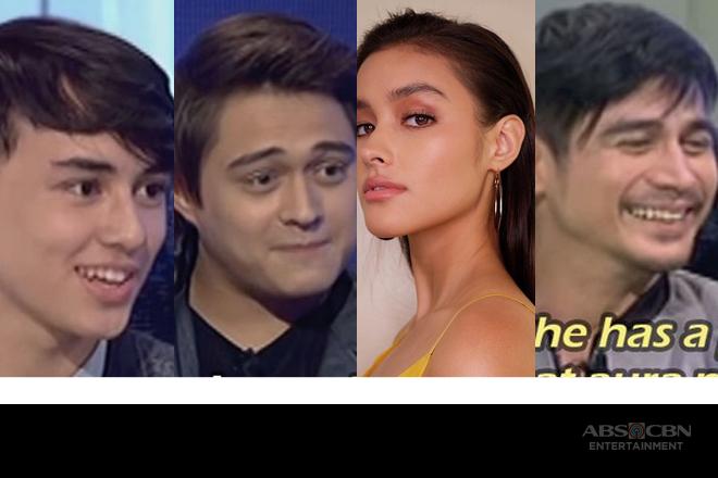 LOOK: 14 Celebrities who answered Liza Soberano on TWBA
