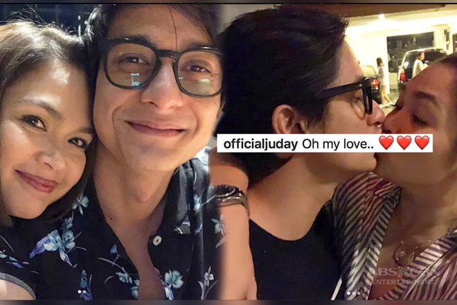 LOOK: How Judy Ann and Ryan spend quality time together