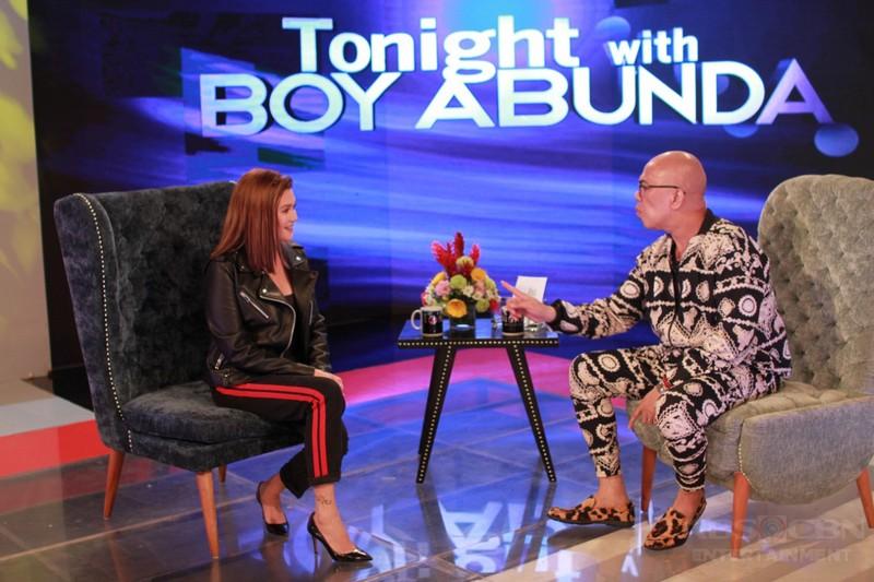 PHOTOS: Angelica Panganiban on Tonight With Boy Abunda