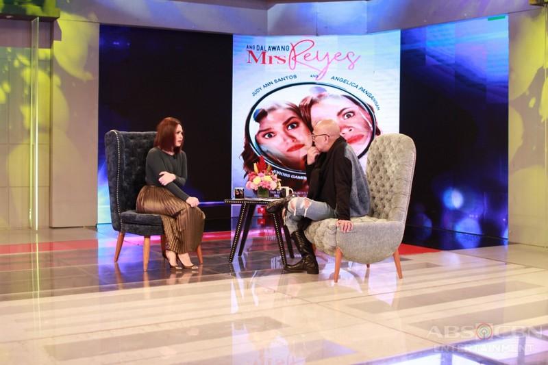 PHOTOS: Judy Ann Santos on Tonight With Boy Abunda