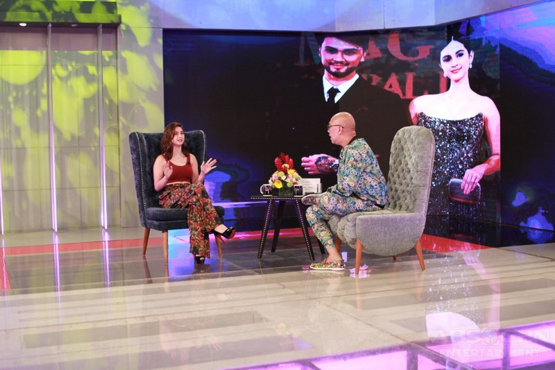 PHOTOS: Coleen Garcia on Tonight With Boy Abunda