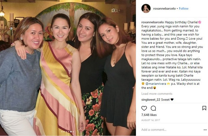 LOOK: 15 Photos that would make you want to have a BFF like Roxanne Barcelo!