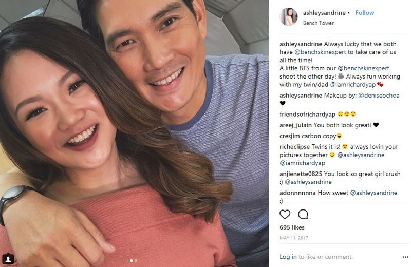 LOOK: 30 photos of Richard Yap with his one and only 'princess'