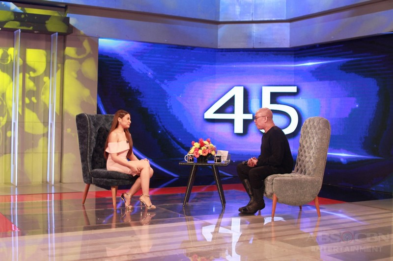 PHOTOS: Morissette Amon on Tonight With Boy Abunda