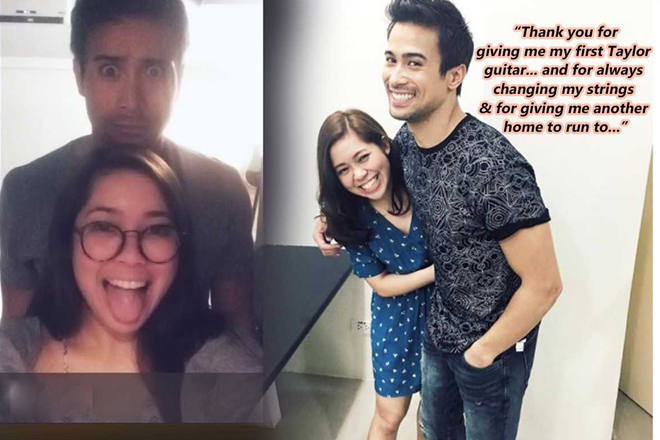Friends in harmony: 16 Photos of Sam Milby with his 'little sister' Moira that might tug your heartstrings!