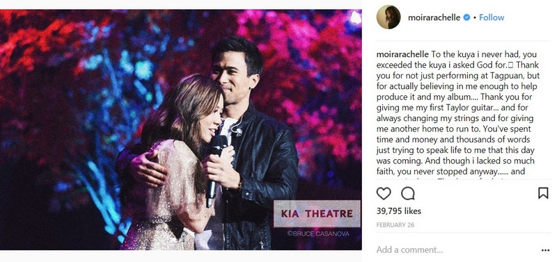16 Photos of Sam Milby with his 'little sister' Moira that might tug your heartstrings!