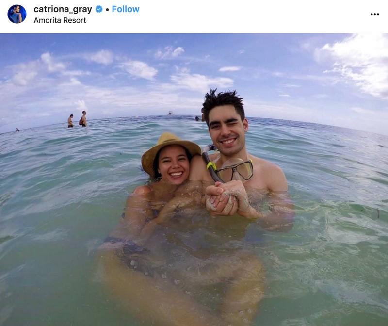 KILIG! Kilalanin ang sexiest man in the Philippines para kay Catriona Gray