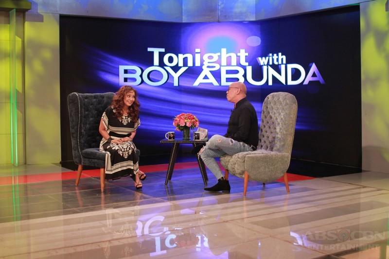 PHOTOS: Eula Valdez on Tonight With Boy Abunda