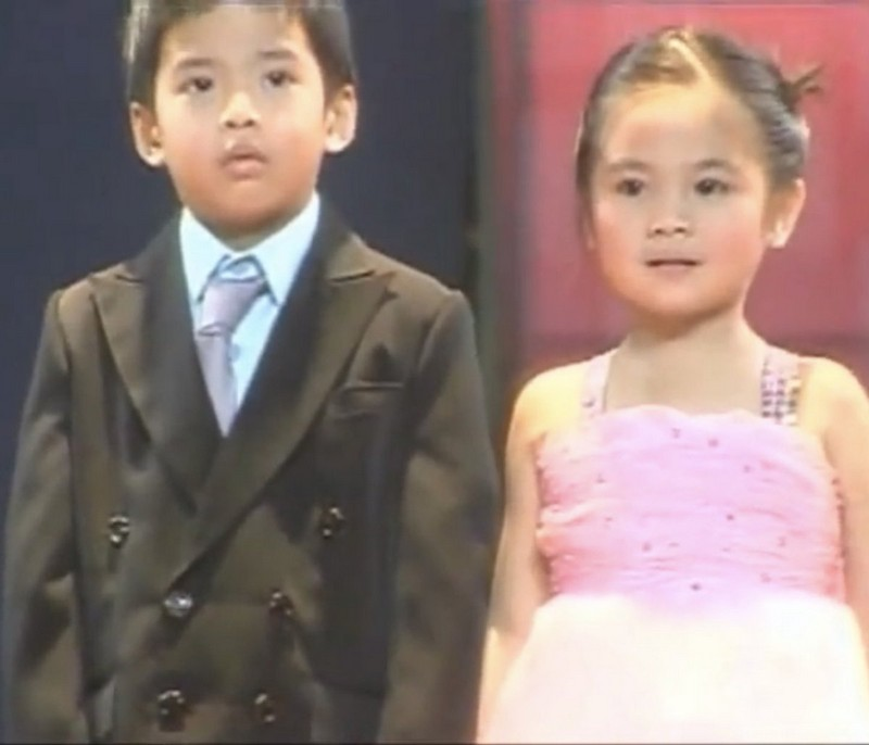 Who's who? Nash Aguas' little sister could pass as Sharlene San Pedro's mini-me!