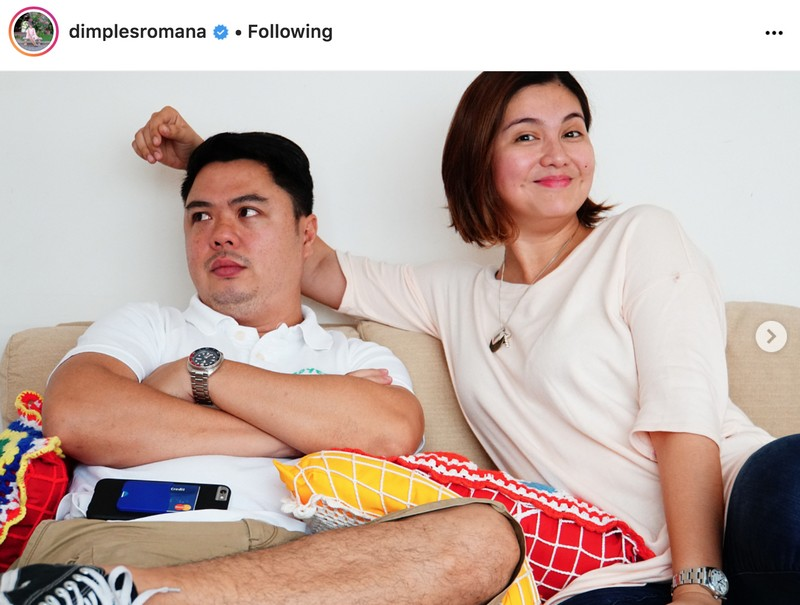 LOOK: 29 Photos of Dimples Romana with her 'happily ever after'