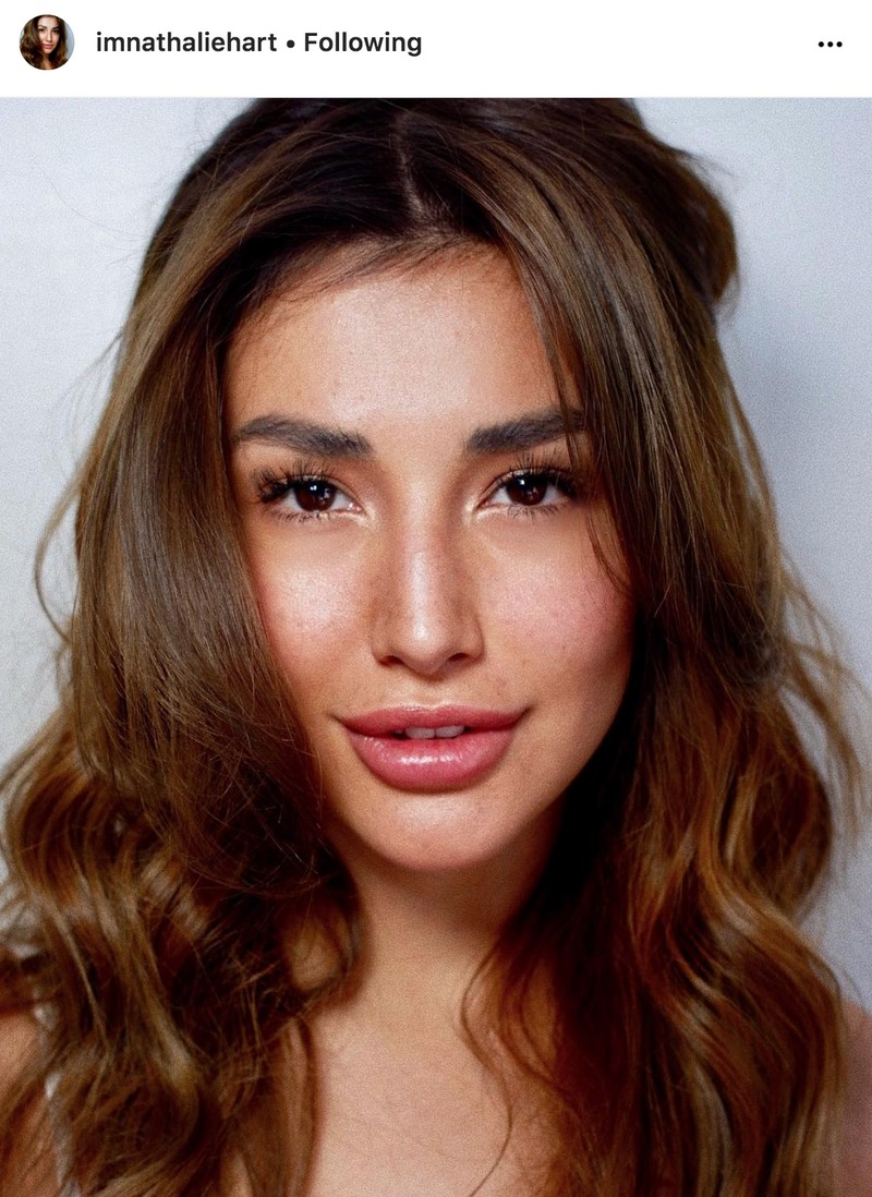 Is Nathalie Hart the new 'pantasya ng bayan'? Here are some of her photos you shouldn't miss!