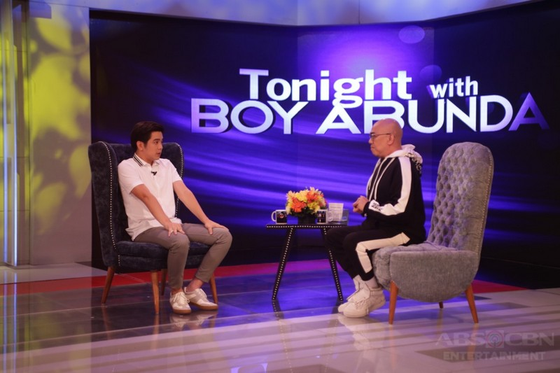 PHOTOS: Joshua Garcia on Tonight With Boy Abunda