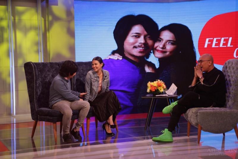 PHOTOS: Alessandra de Rossi and Empoy Marquez on Tonight With Boy Abunda
