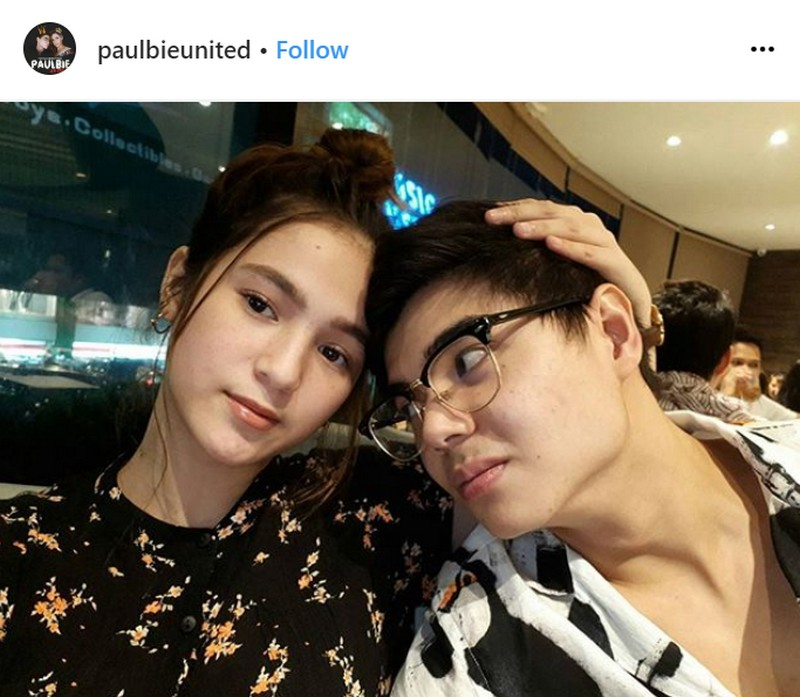 KILIG! Photos of PaulBie that prove nothing can break them apart