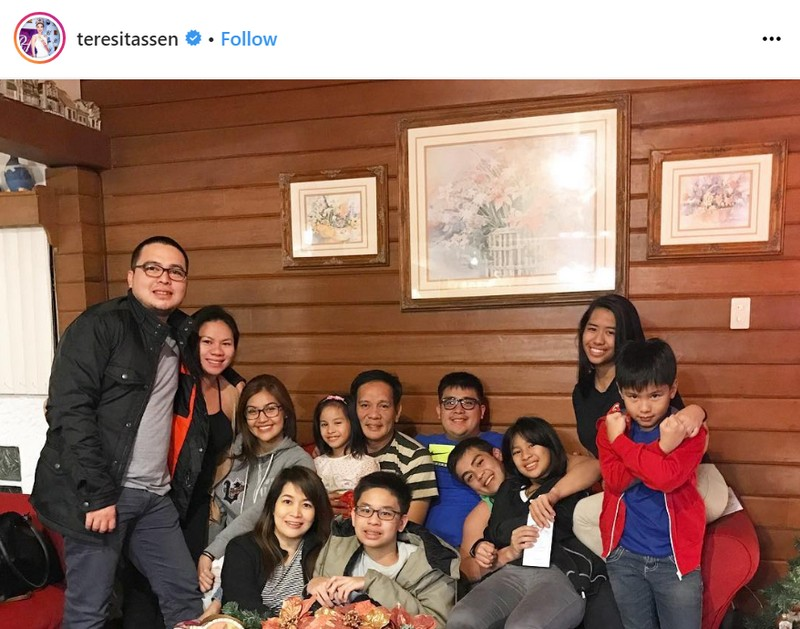 LOOK: Vitto Marquez' treasured moments with his family in 33 photos!