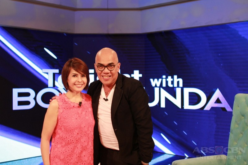 PHOTOS: Rita Avila on Tonight With Boy Abunda
