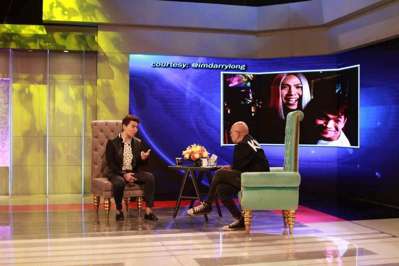 PHOTOS: Daryl Ong on Tonight With Boy Abunda