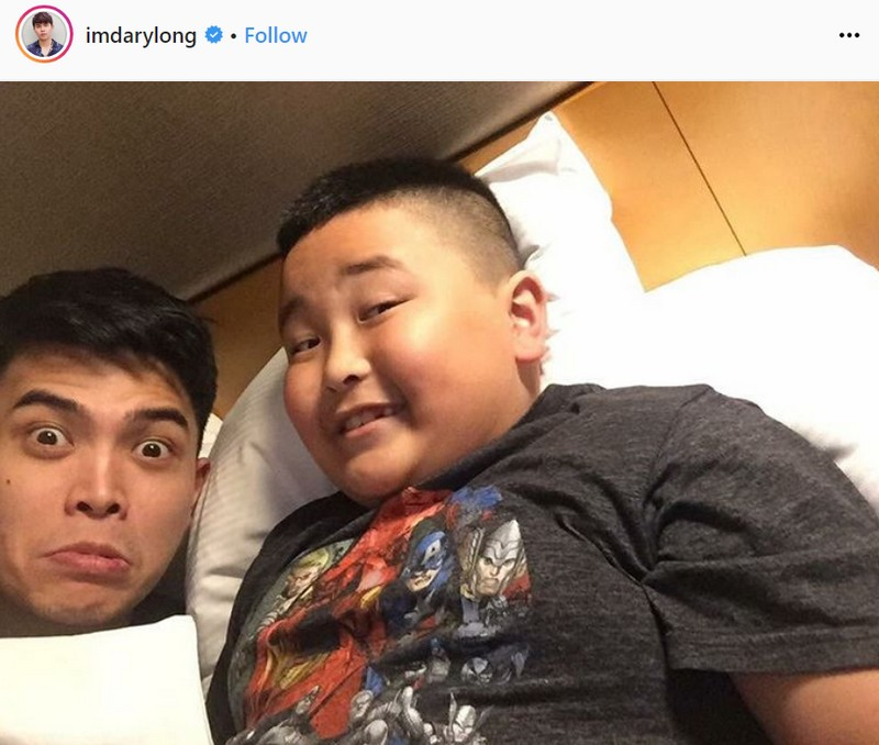 LOOK: Rare photos of Daryl Ong with his one and only son