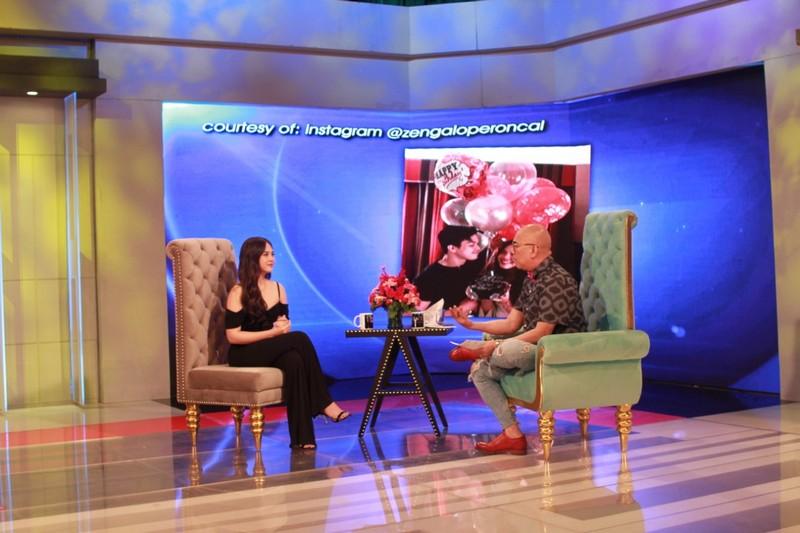 PHOTOS: Janella Salvador on Tonight With Boy Abunda