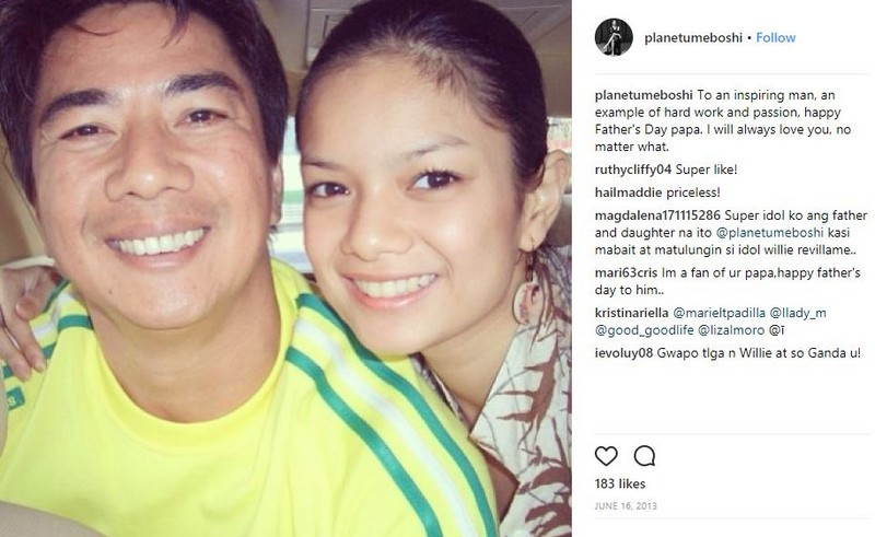 LOOK: 15 Sweet photos of Meryll Soriano with her dad
